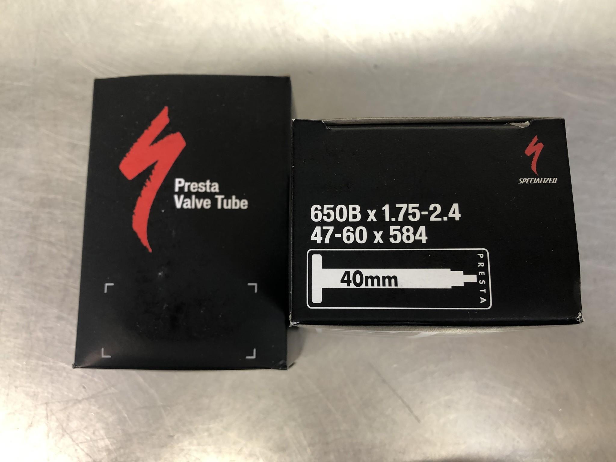 Specialized 650B x 1.75-2.4, Presta