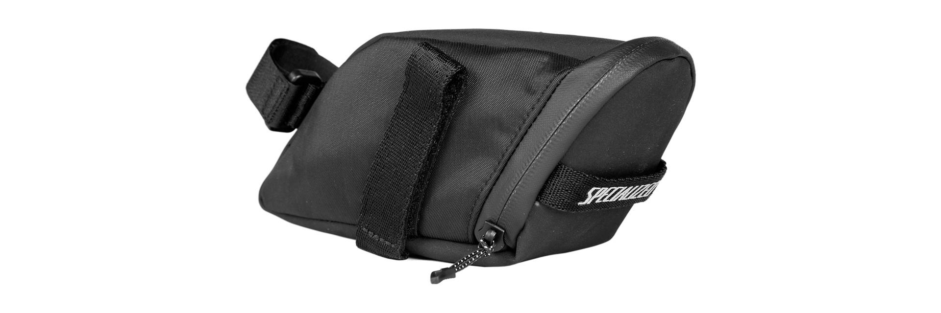 MINI WEDGIE SEAT BAG -Black