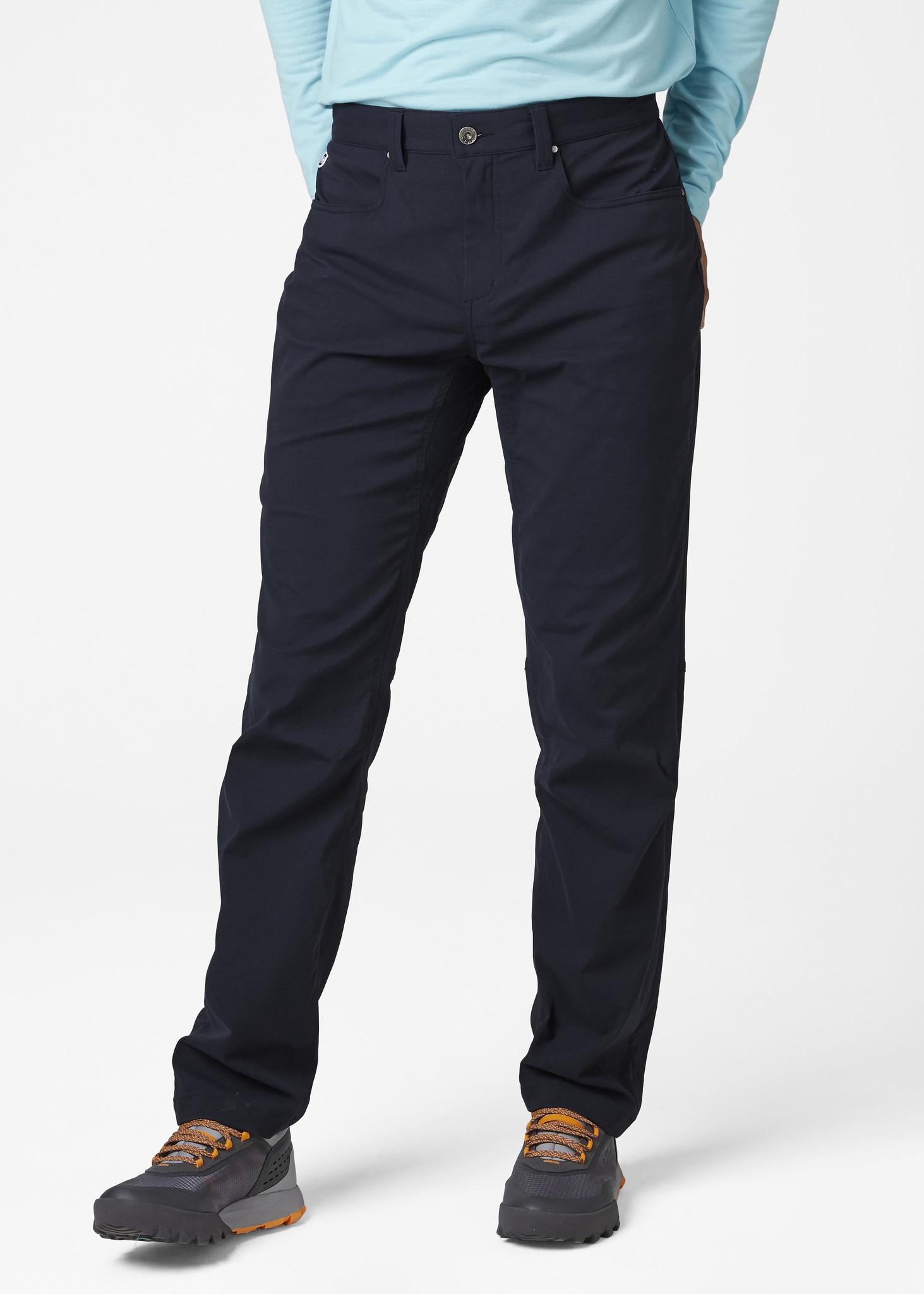 Holmen 5 Pocket Pant - Navy