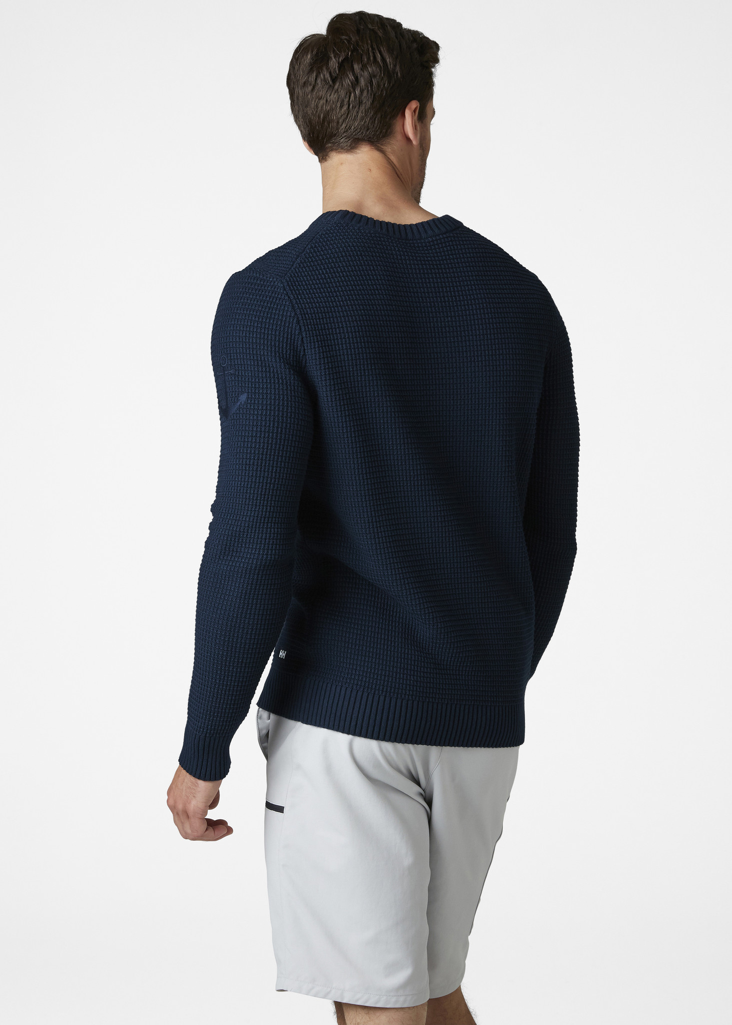 Helly Hansen Fjord Sweater - Navy
