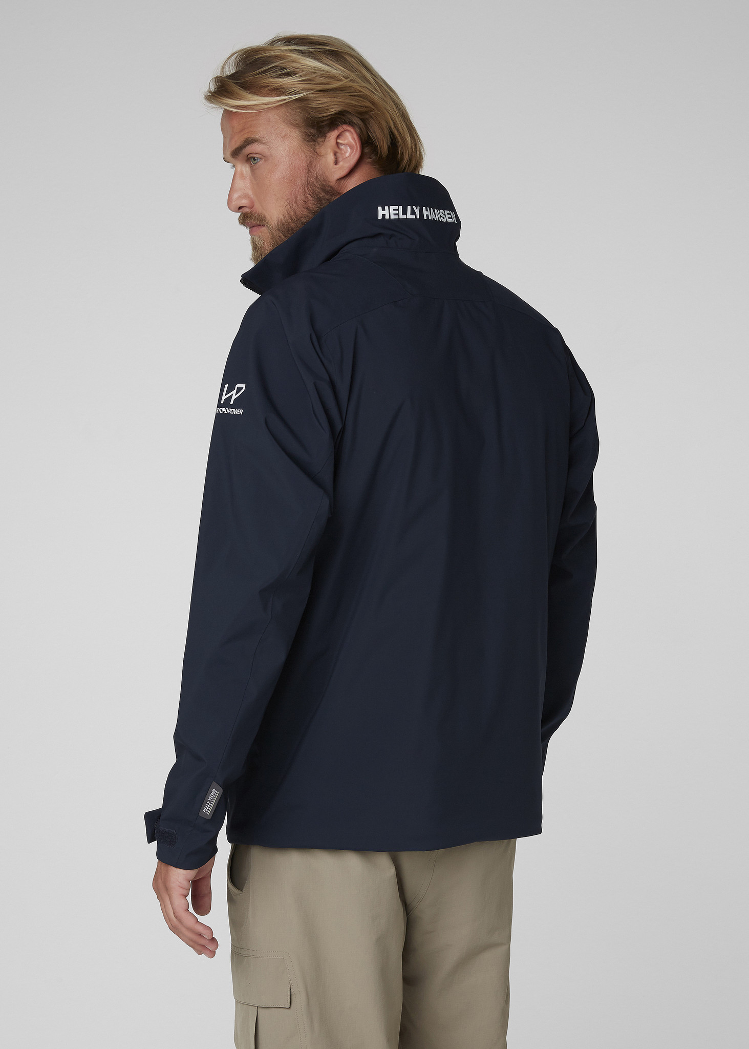 Helly Hansen HP Racing Midlayer - Navy