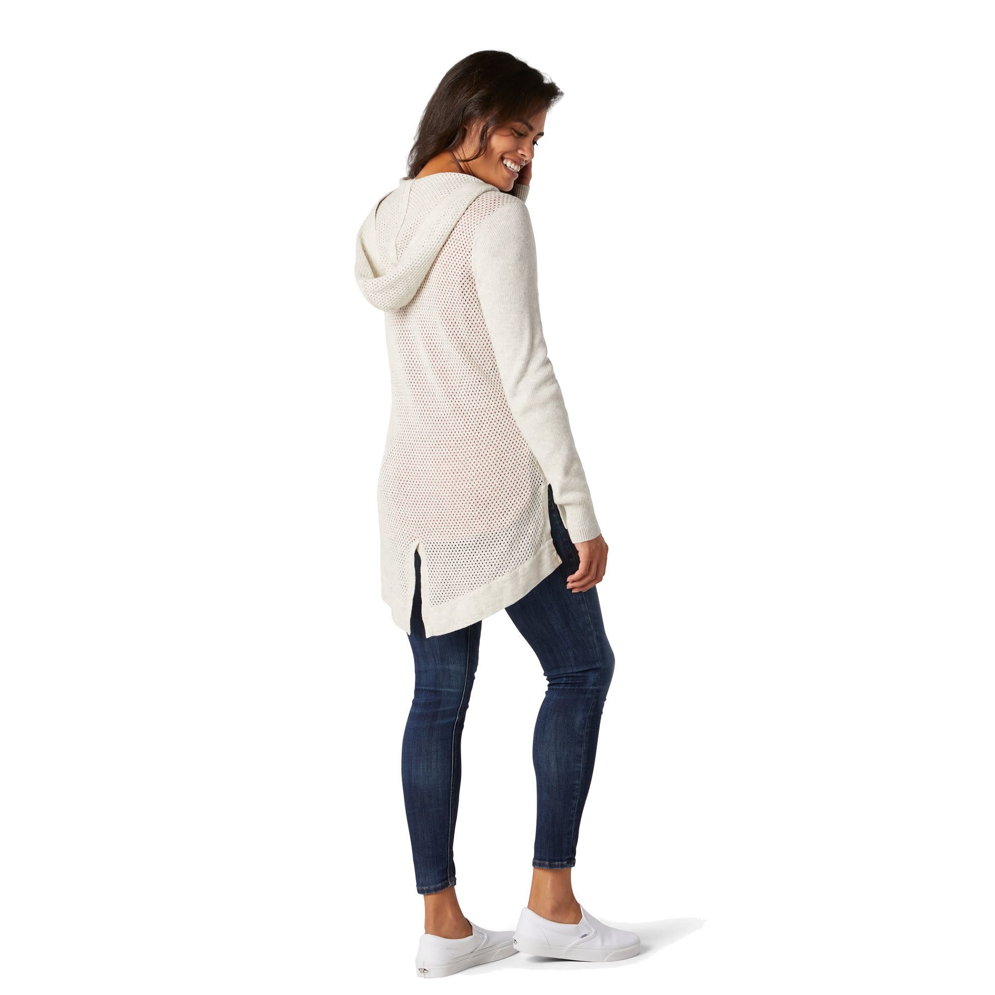 Everyday Exploration Sweater Jacket - Ash