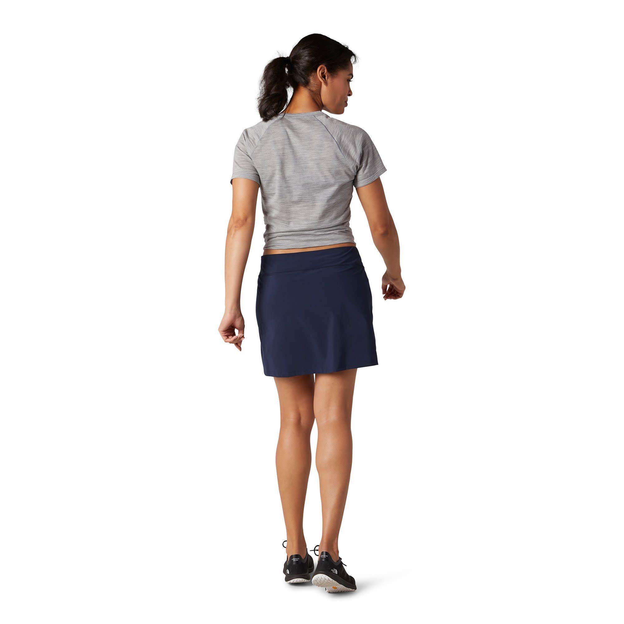 Merino Sport Lined Skirt
