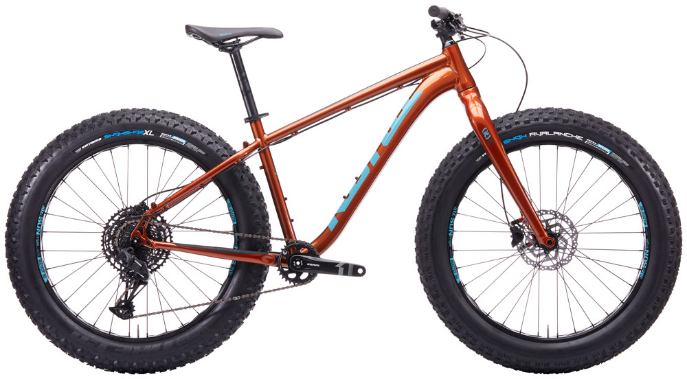 Kona 20 Wo Rust Orange S