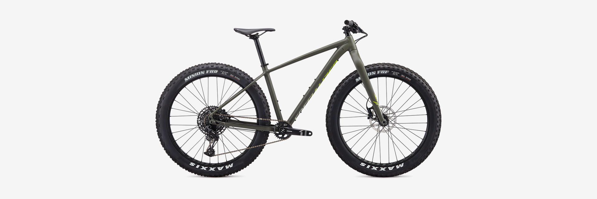 Specialized 20 FATBOY OAK GREEN/SPR/HYPER S