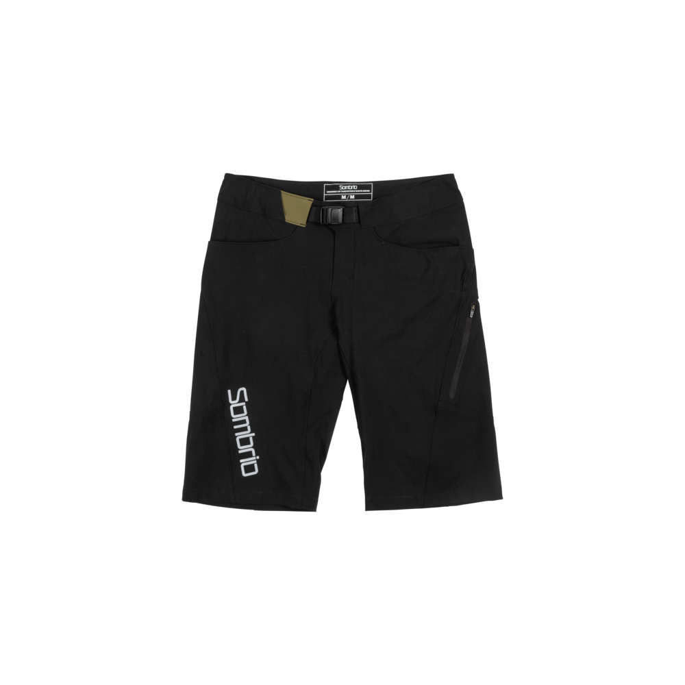 V'al 2 Shorts, Black  S