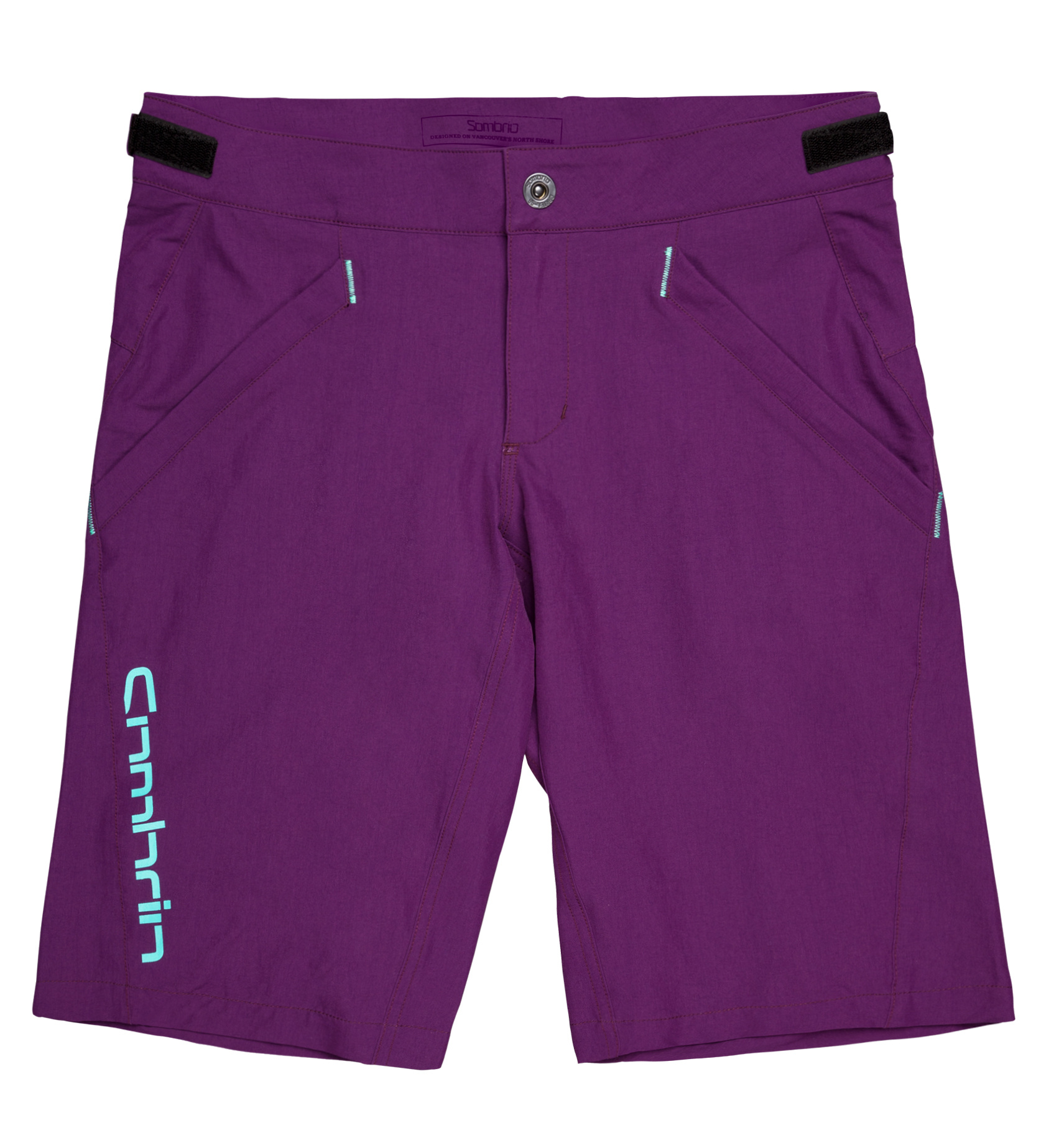 V'al Shorts, Grape L