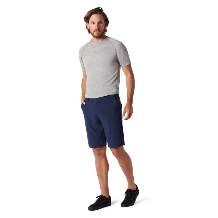"Merino Sport 10"" Short - Deep Navy"