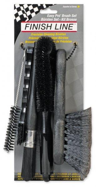 FINISH LINE 5pc Brush set