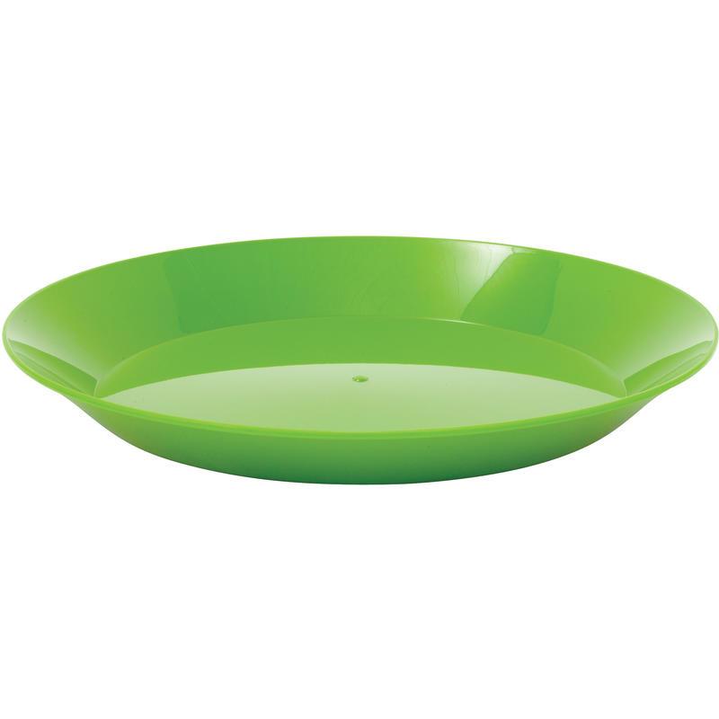 """Cascadian Plate Green, 9.75"""""""