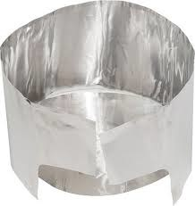 MSR MSR Heat Reflector with Windscreen