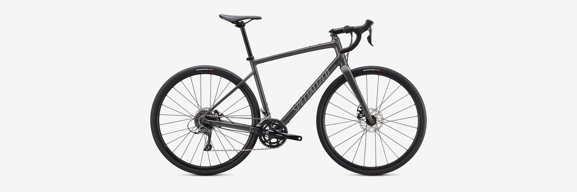 Specialized 21 DIVERGE E5 SMK/CLGRY/CHRM 52