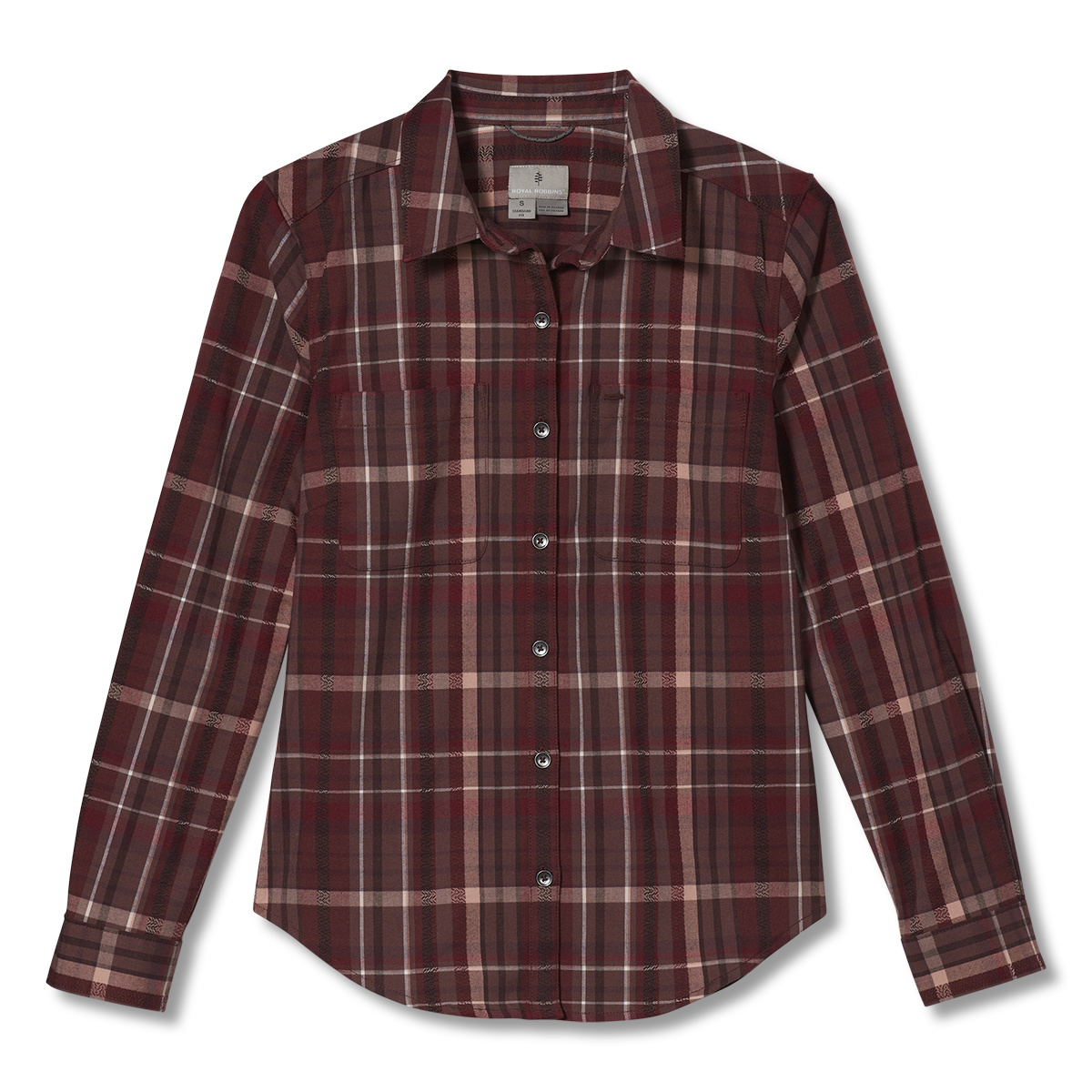 Thermotech Flannel, Syrah