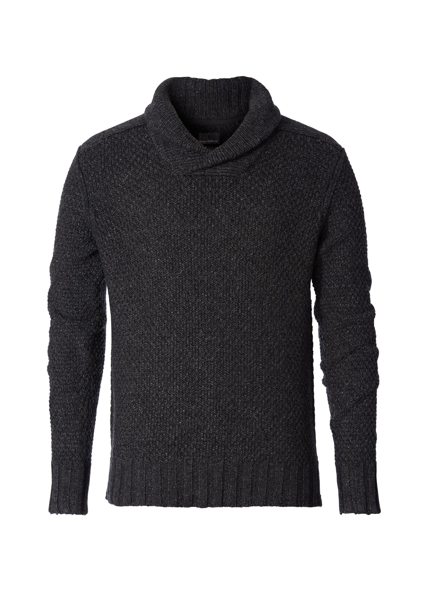 Royal Robbins Banff Sweater, Asphalt