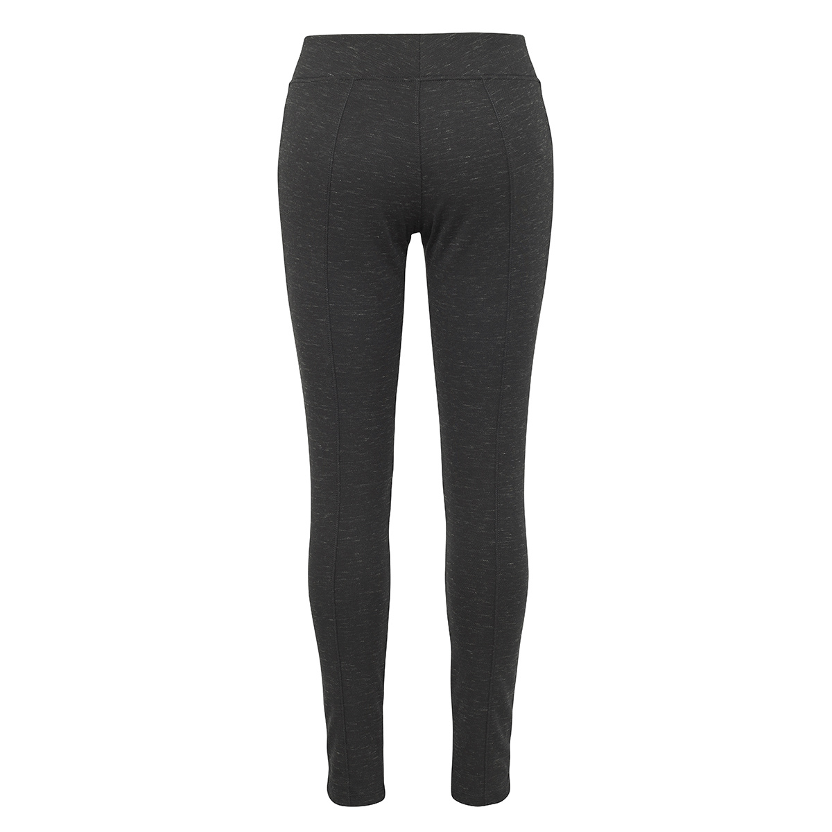 Lucerne Ponte Slim Pant, Asphalt Heather