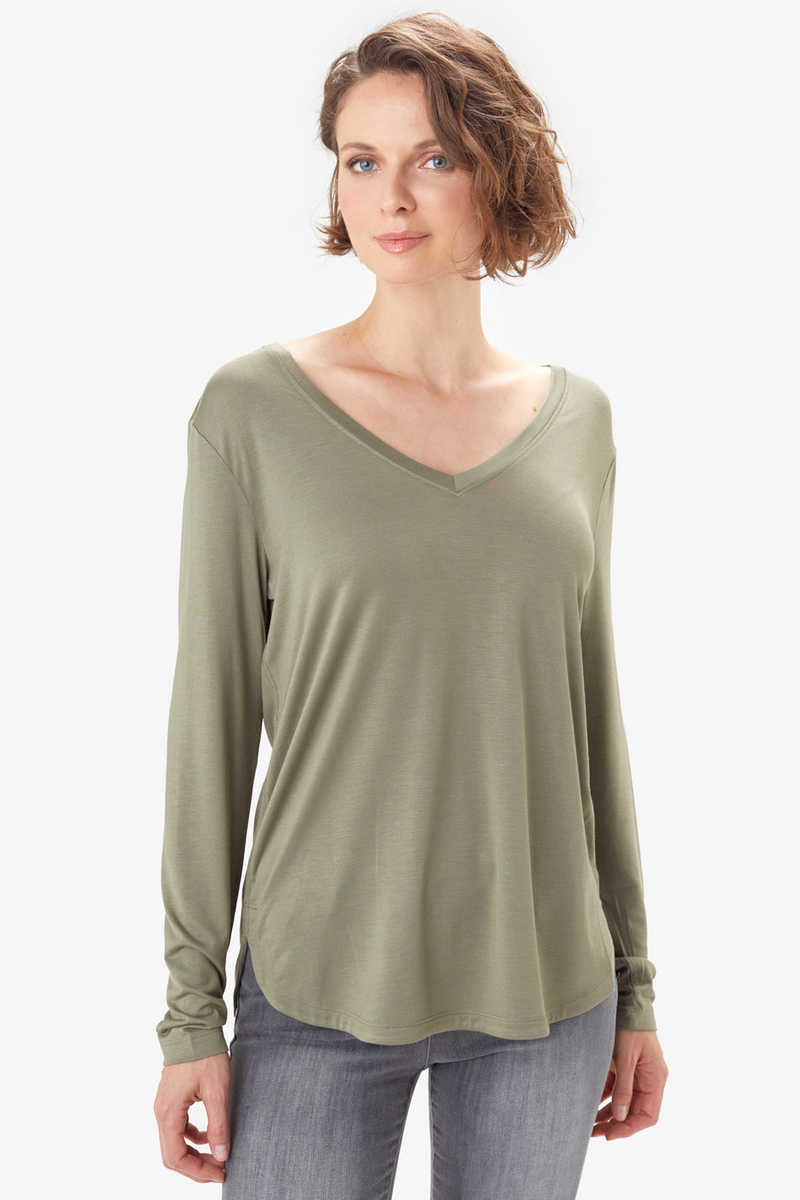 Lole Agda Long Sleeve, Sage