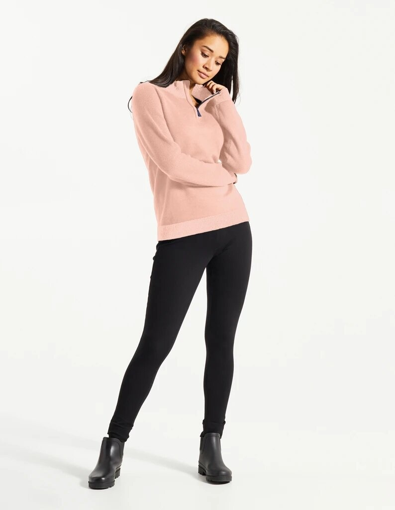 Fig Jok Sweater, Powder Pink