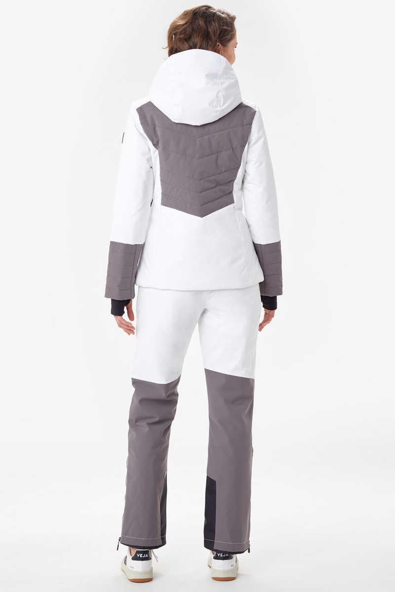 Courchevel Jacket, White