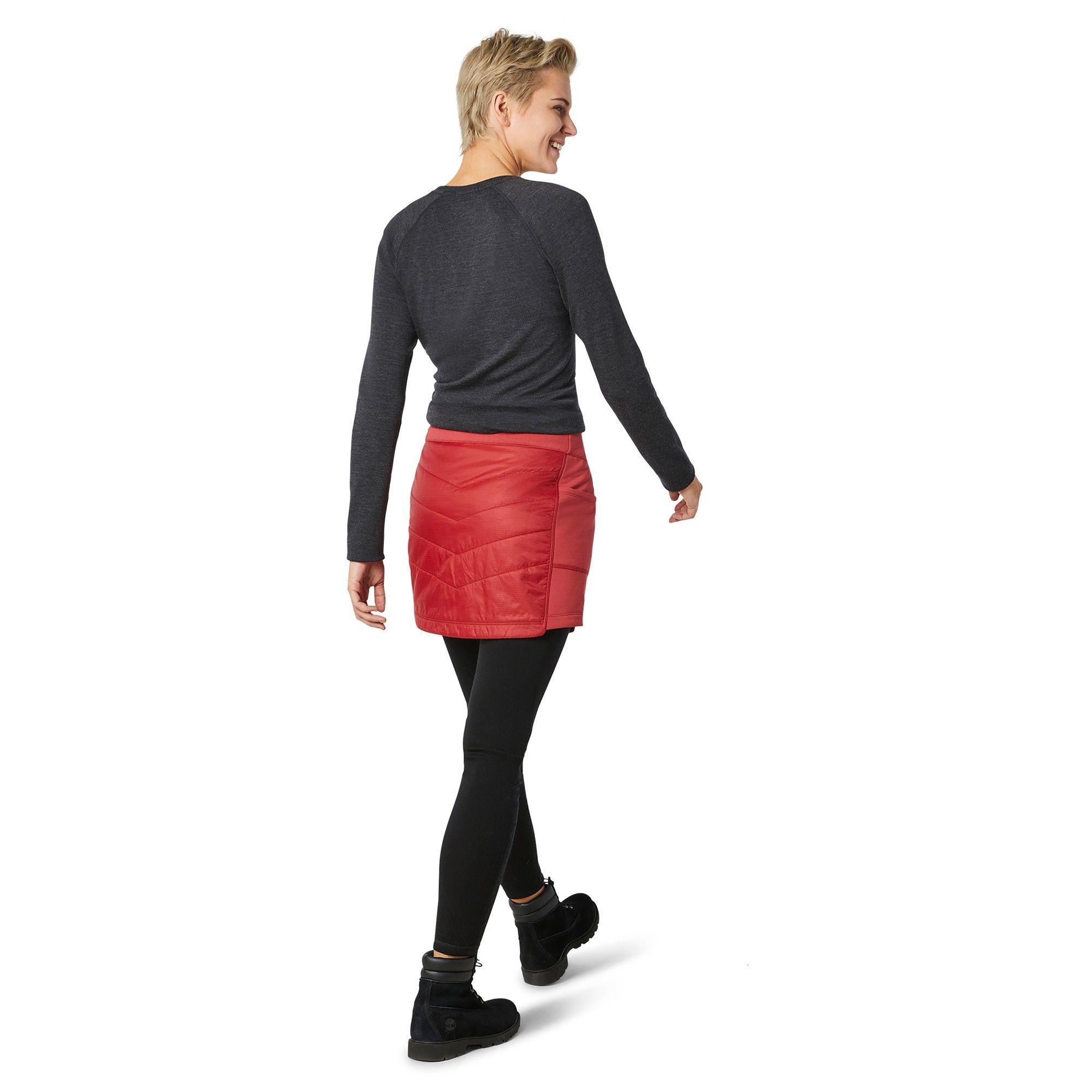 Smartwool Smartloft 60 Skirt, Marsala