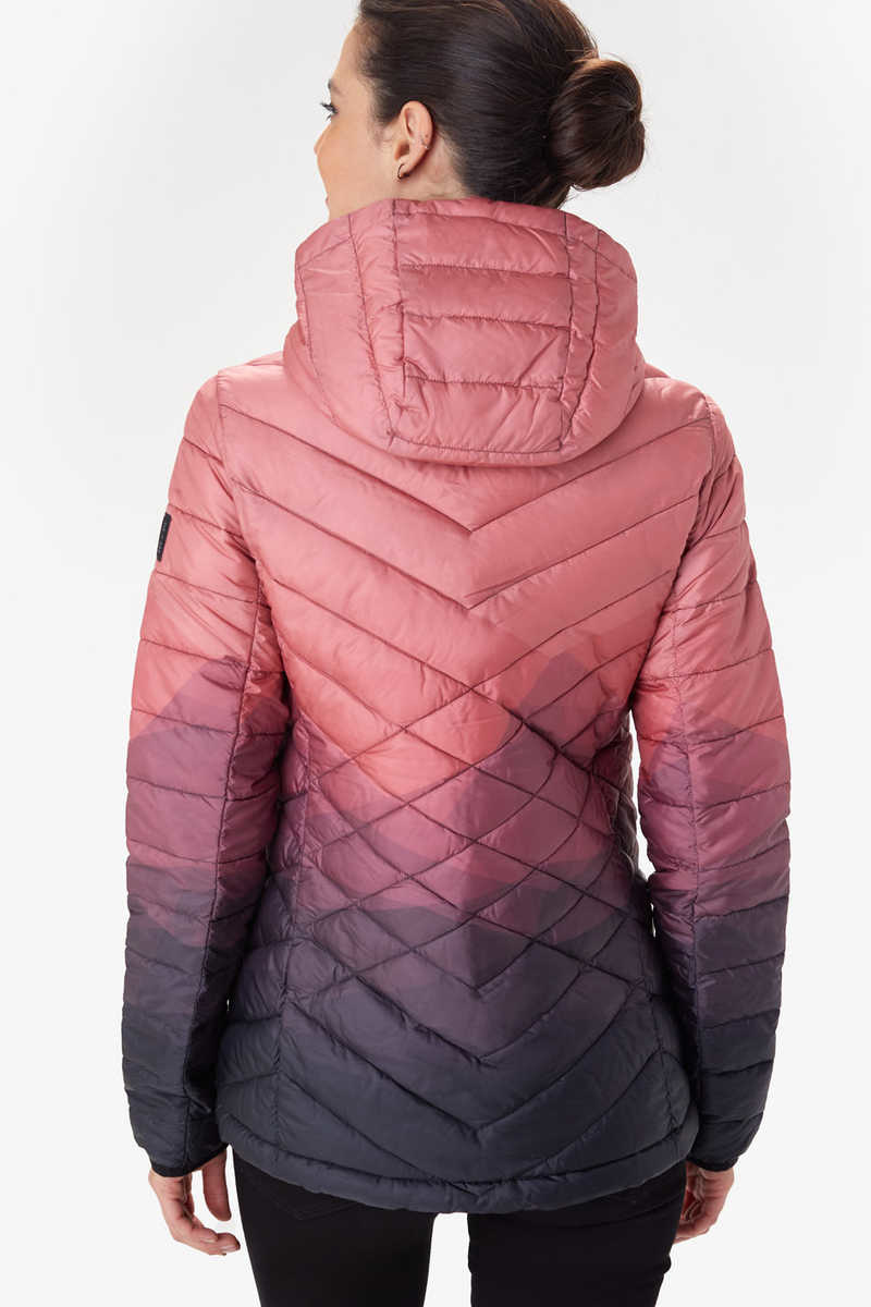 Emeline Jacket, Sunstone Suspension
