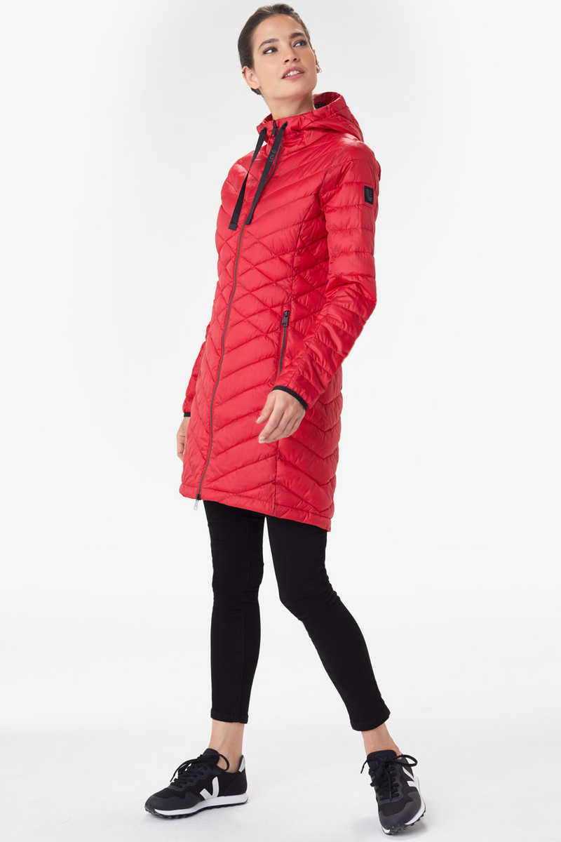 Lole Claudia Jacket, Red