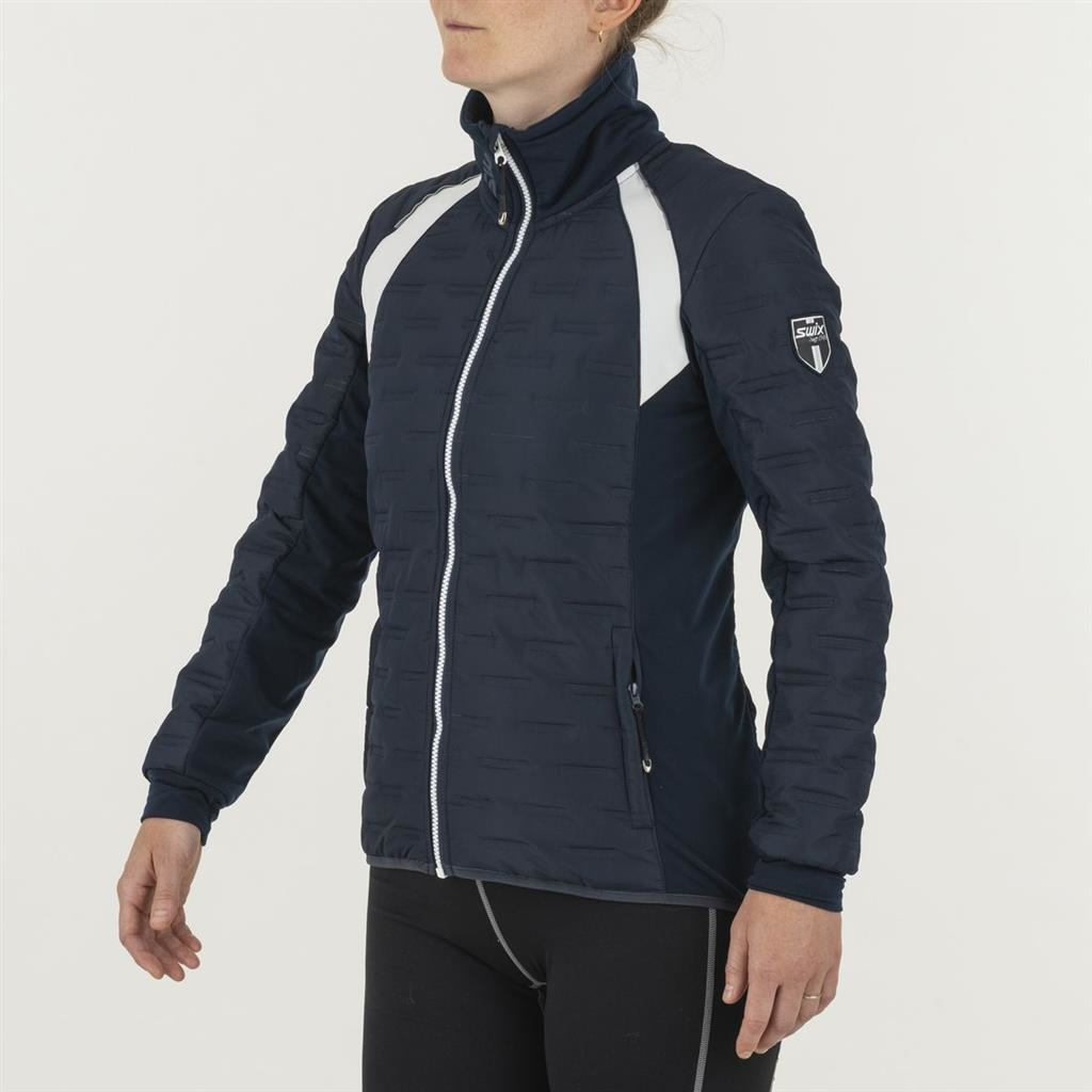 Swix W Menali Jacket, Dark Navy