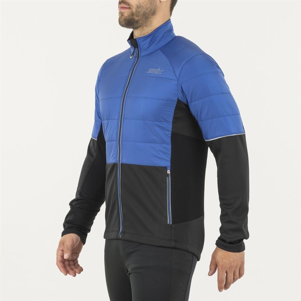 Swix Navado Jacket, Olympian Blue
