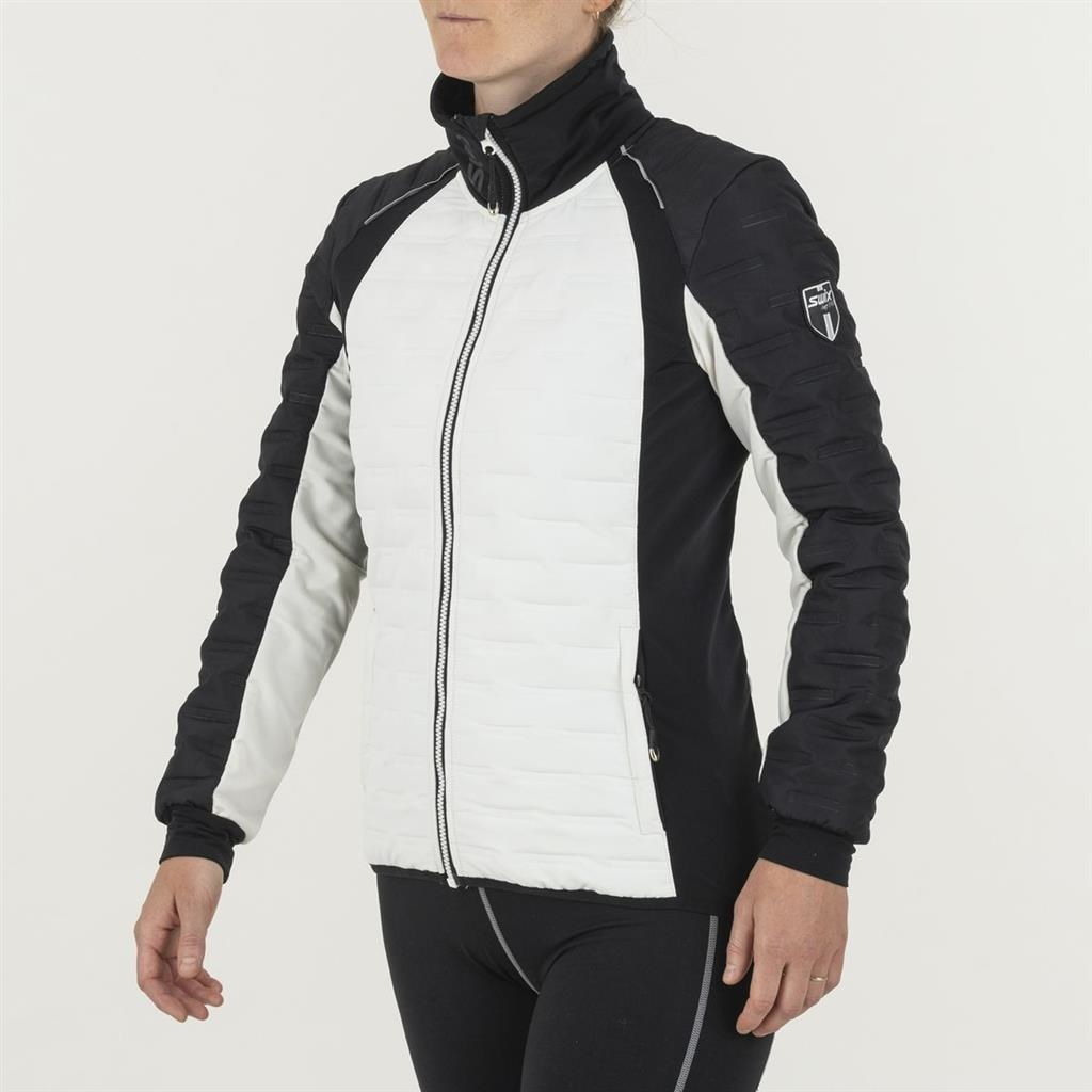 Swix W Menali Jacket, Snow White