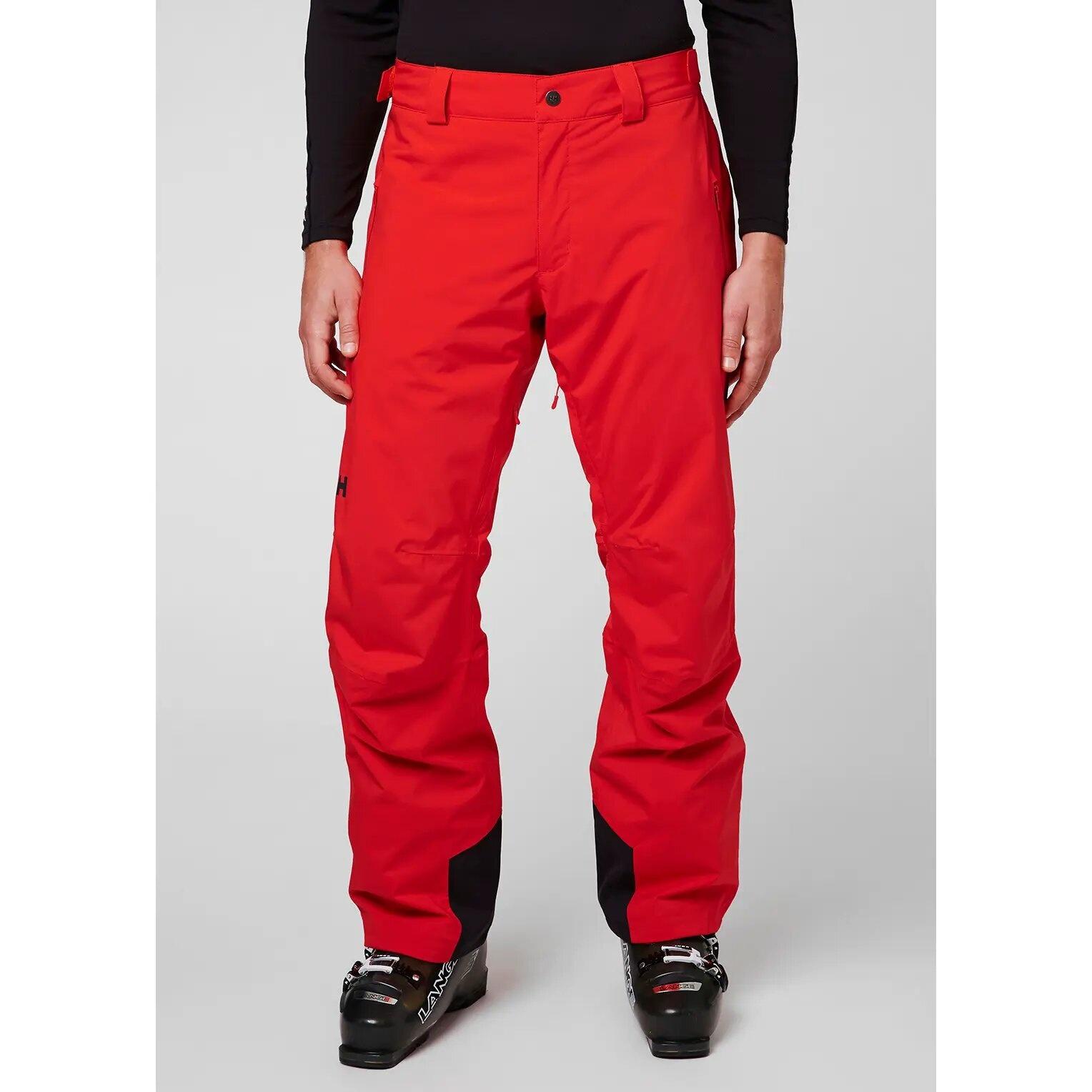 Helly Hansen Legendary Insulated Pant, Alert Red