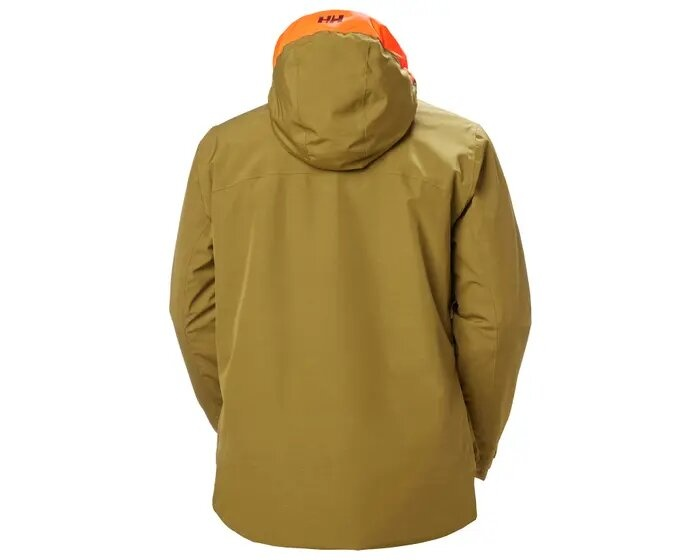 Kickinghorse Jacket, Uniform Green