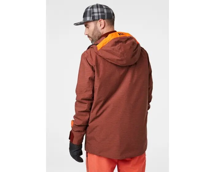 Geribaldi Jacket, Redwood