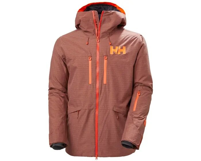 Helly Hansen Geribaldi Jacket, Redwood