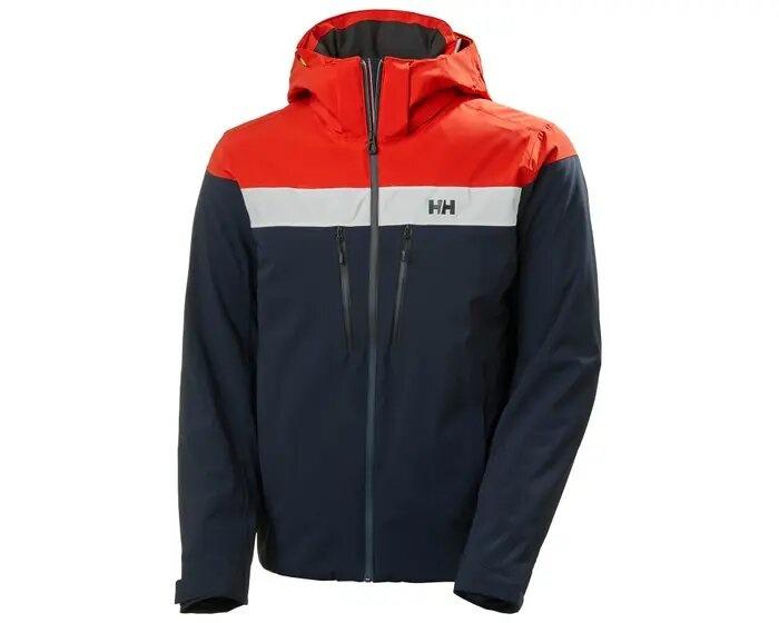 Omega Jacket, Navy