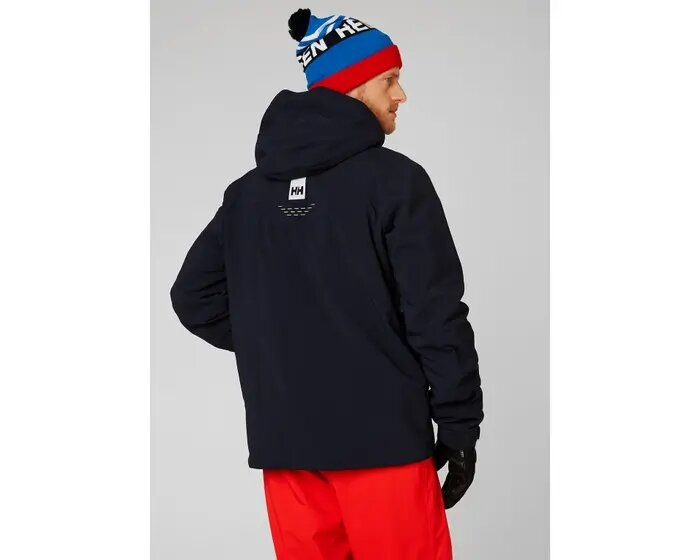 Helly Hansen Alpha Lifaloft Jacket, Navy