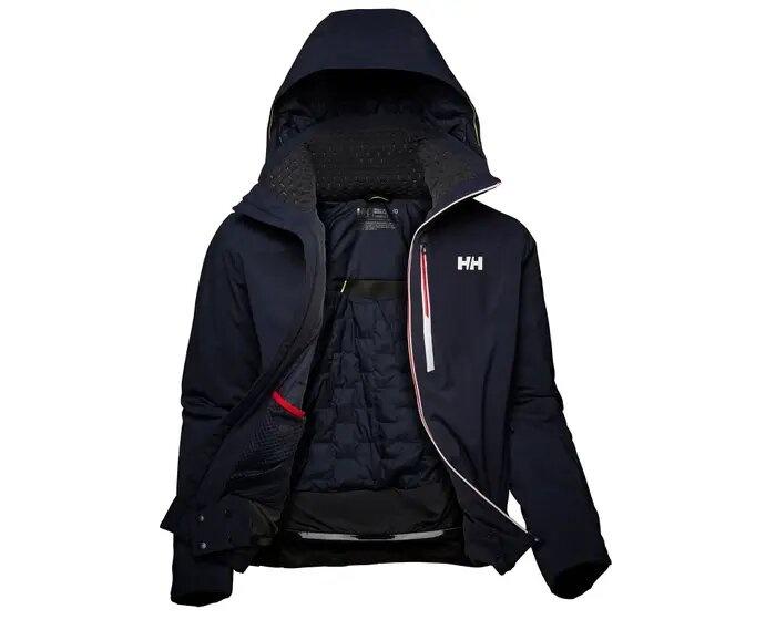 Alpha Lifaloft Jacket, Navy