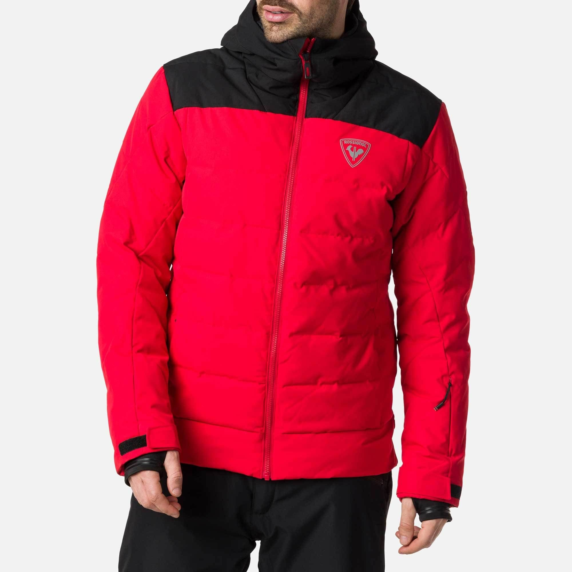 ROSSIGNOL CANADA Rapide Jacket, Sports Red