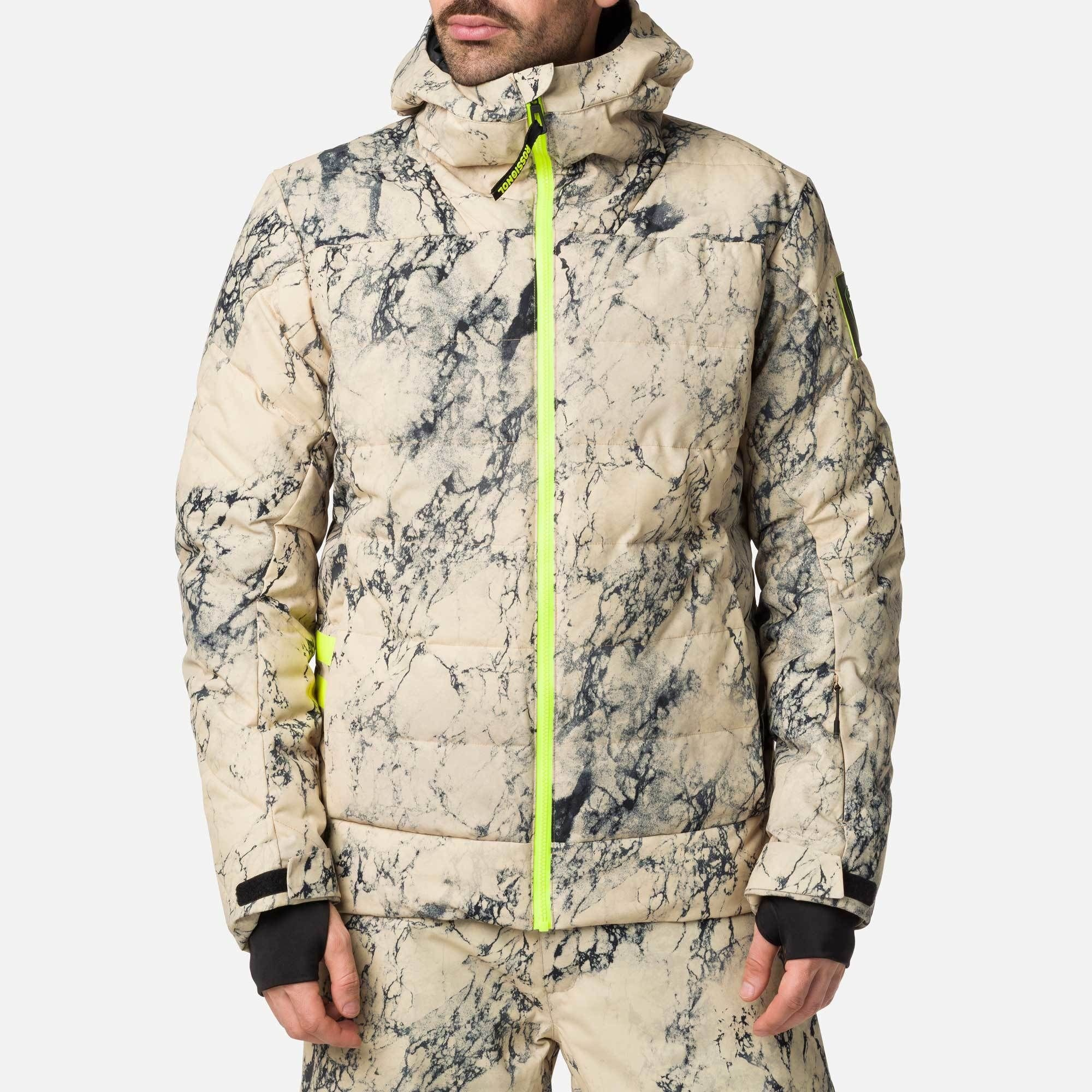 ROSSIGNOL CANADA Rapide RF Jacket, Stone Free