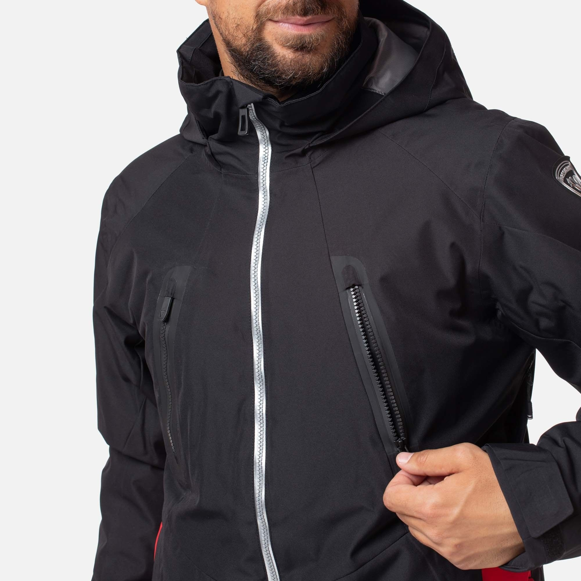 ROSSIGNOL CANADA Function Jacket, Black