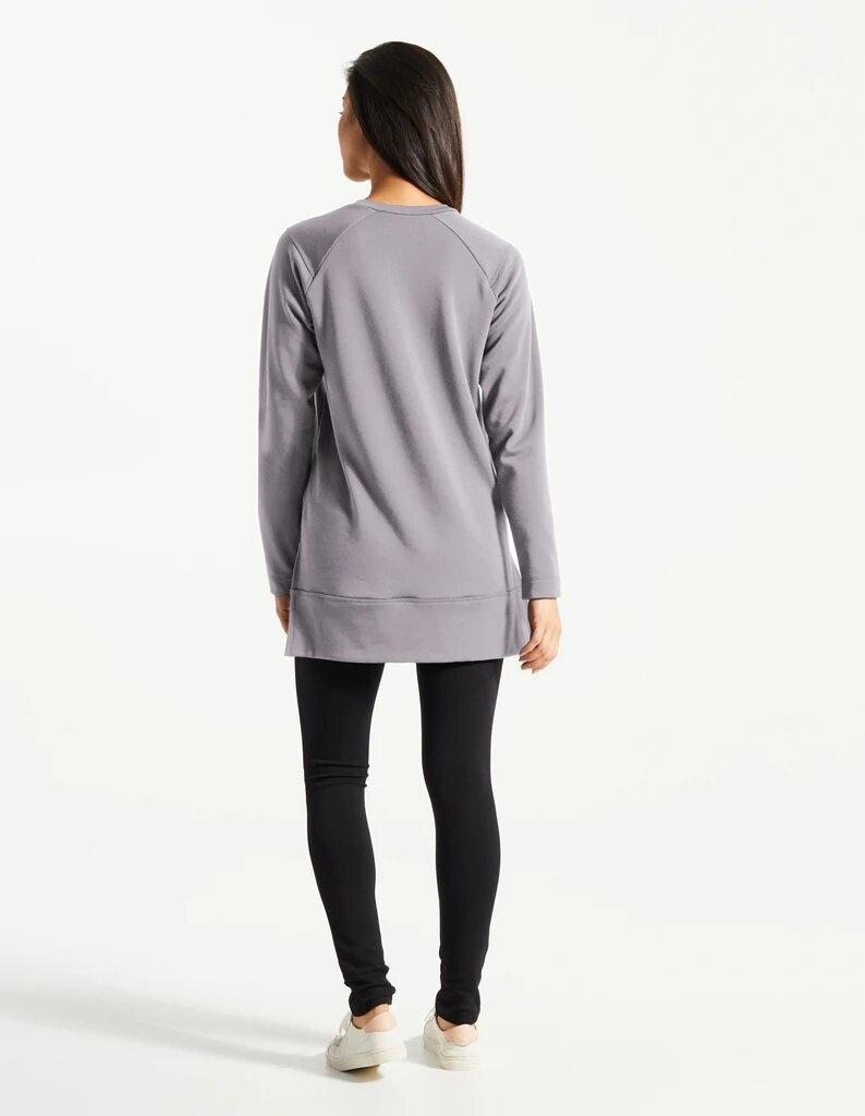 Isi Tunic, Velvet Grey