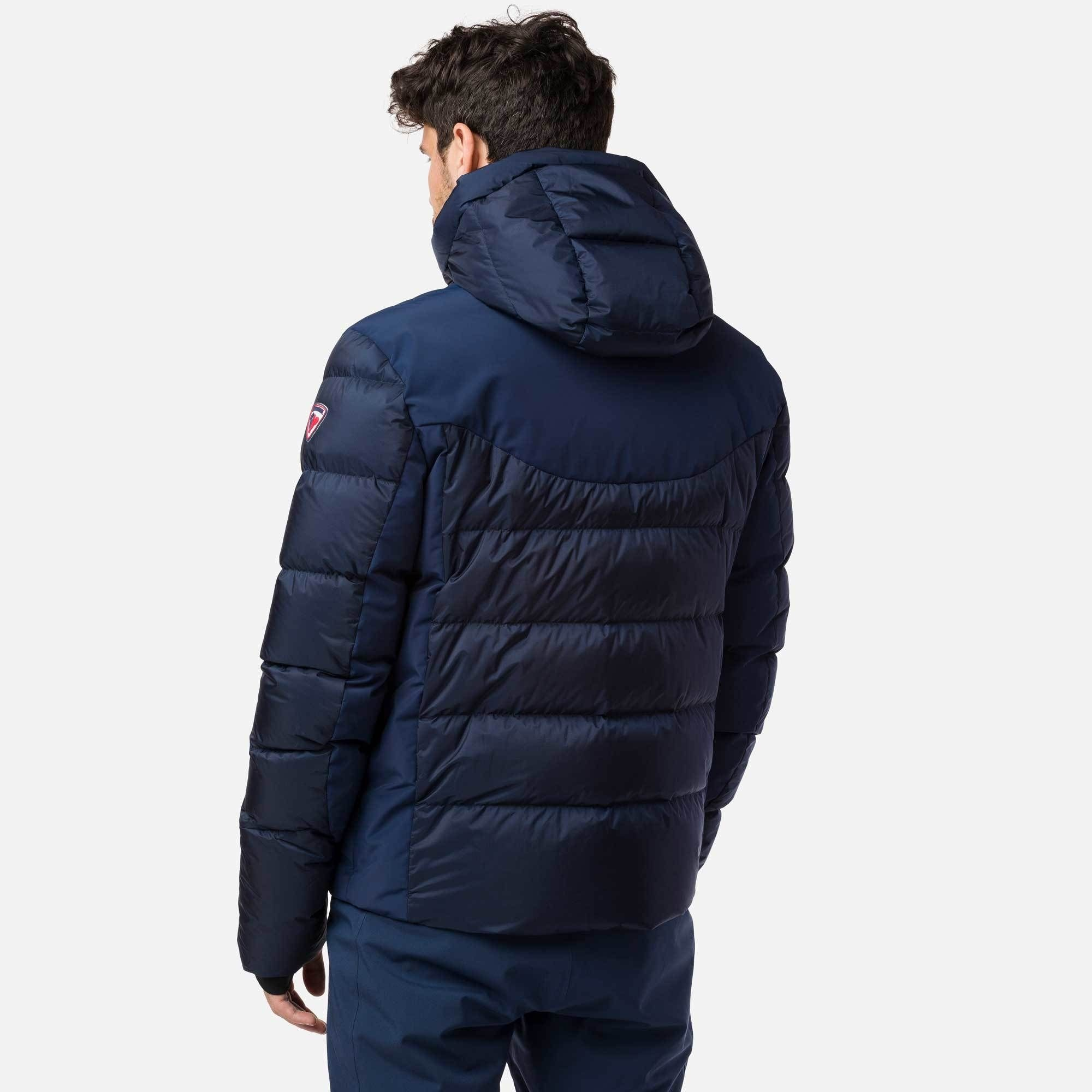 Hiver Down Jacket, Dark Navy M
