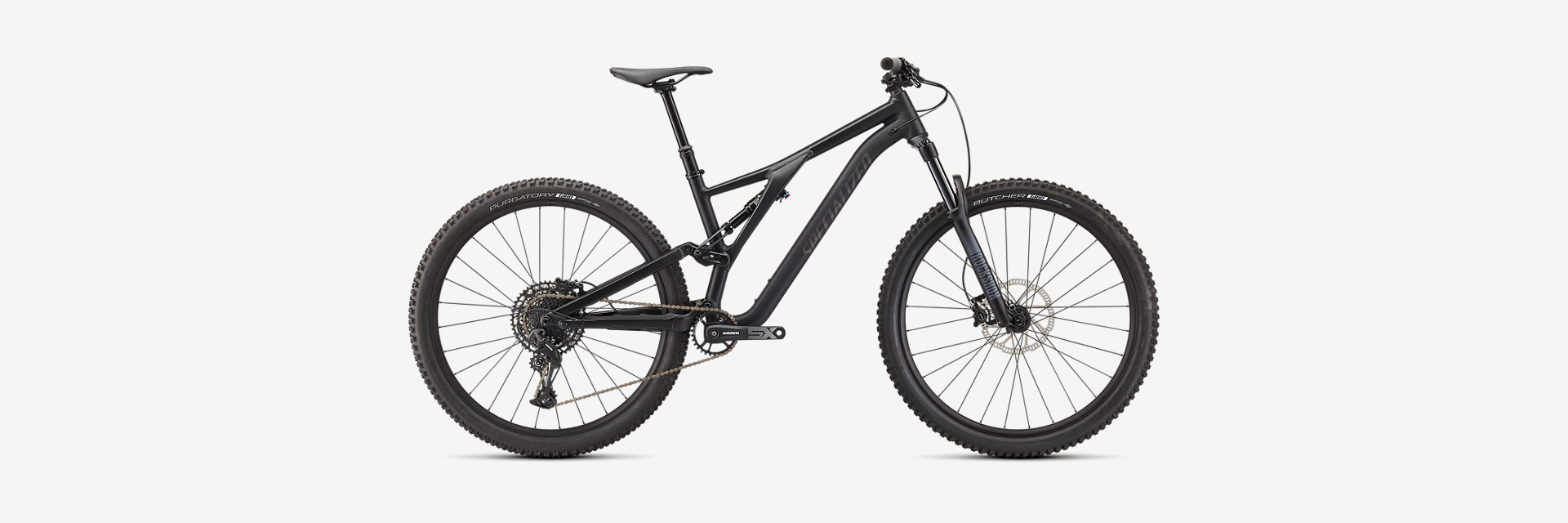21 Stumpjumper Alloy, Black/Smoke S3