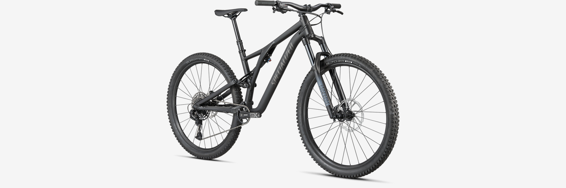 21 Stumpjumper Alloy, Black/Smoke S4
