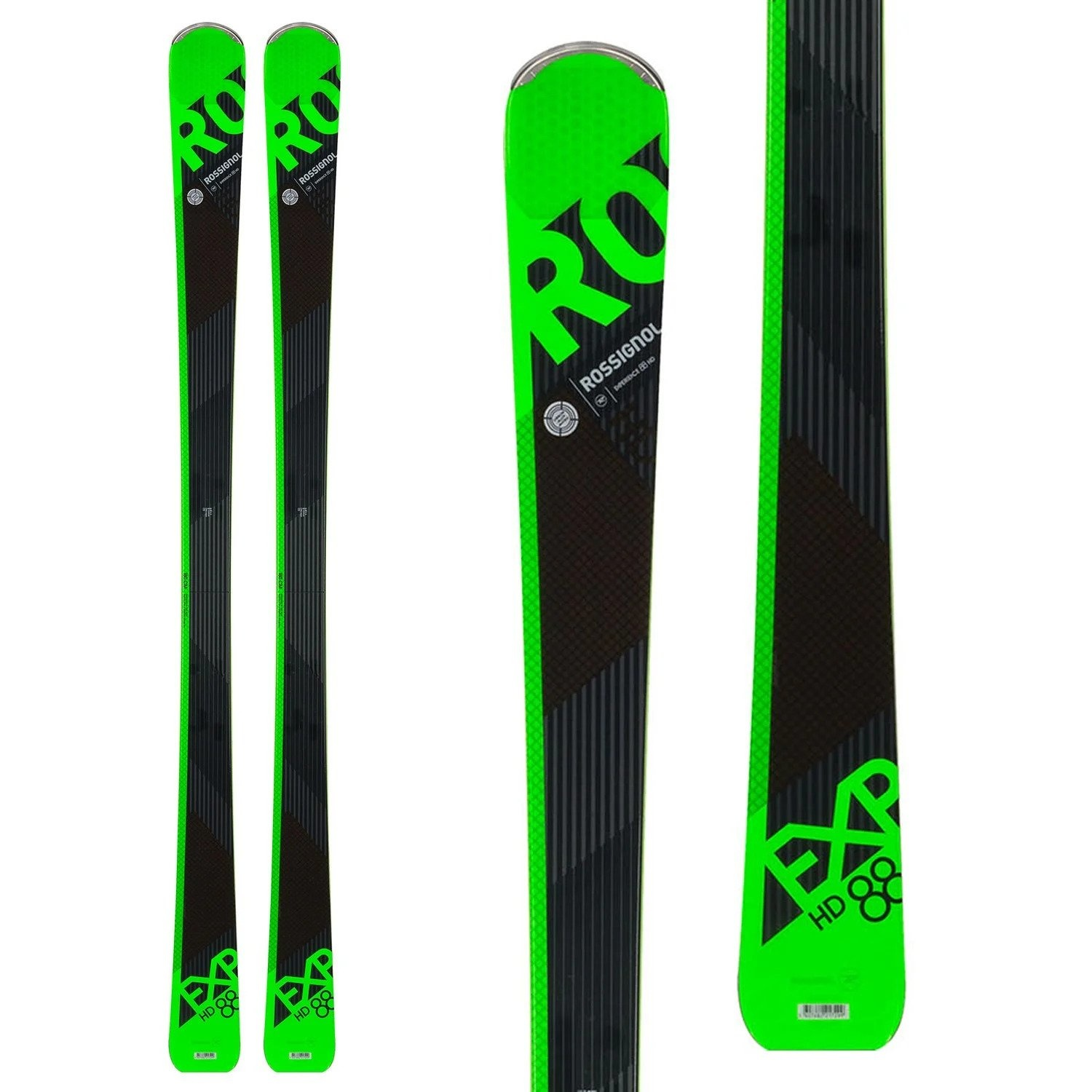 Rossingol Experience 88 HD 188, With Binding