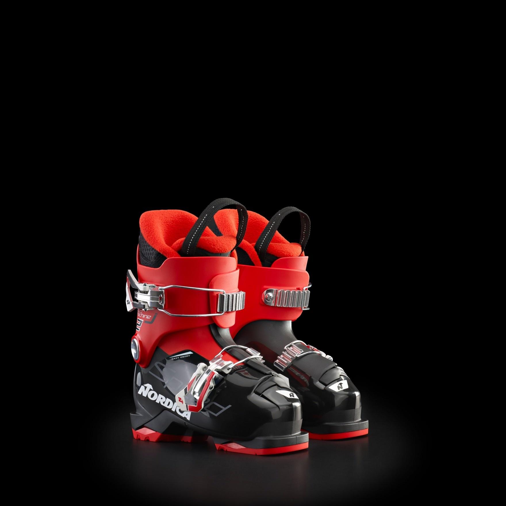 Speedmachine J2, Black/Red