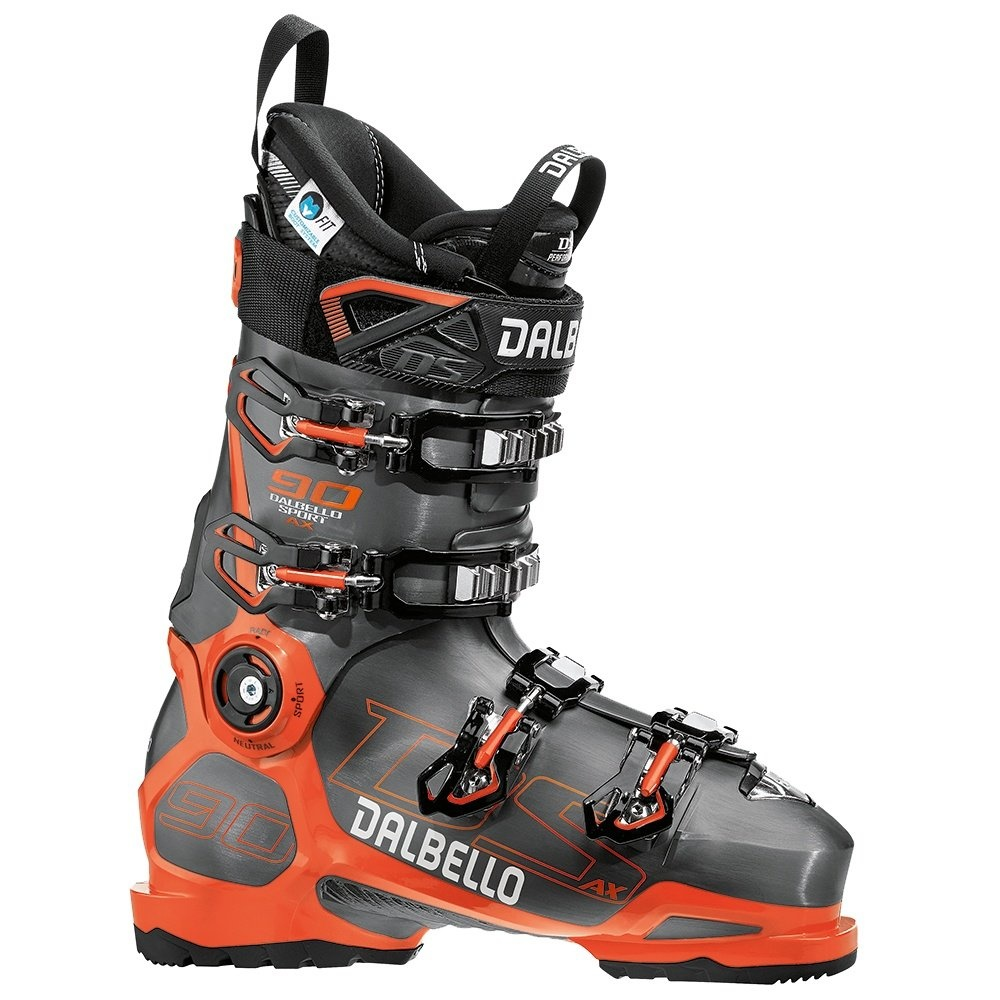 DS AX 90 GW, Anthracite/Orange