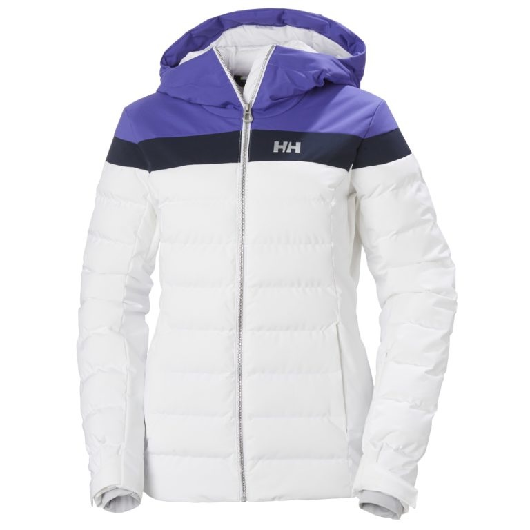 Imperial Puffy Jacket, White