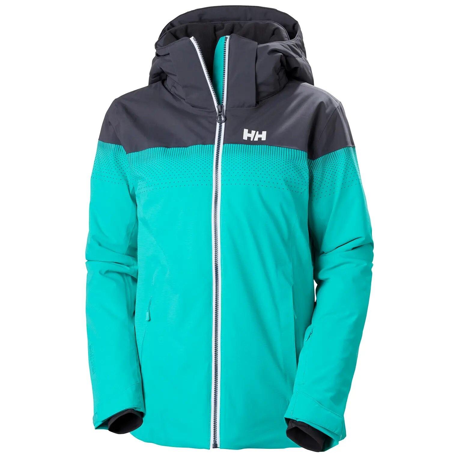 Motionista Lifaloft Jacket, Turquoise