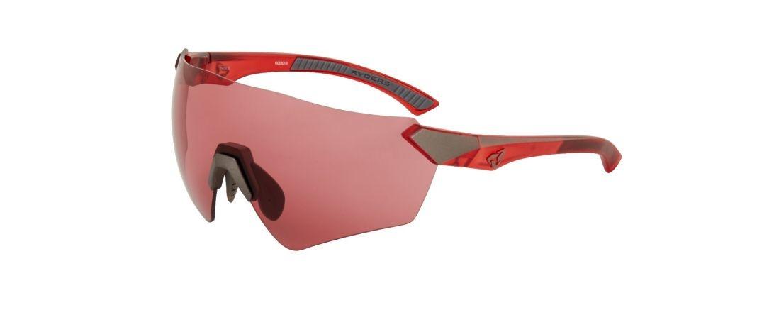 Main Matte Xtal Red/Gunmetal, Rose/Red Mirror