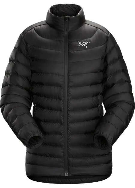 W Cerium LT Jacket, Black