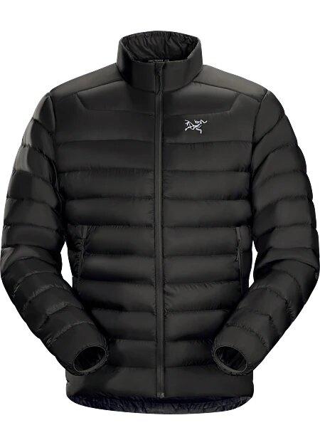 Cerium LT Jacket, Black